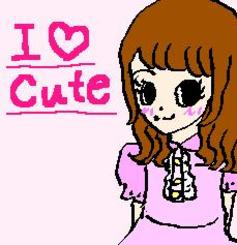I_love_cute